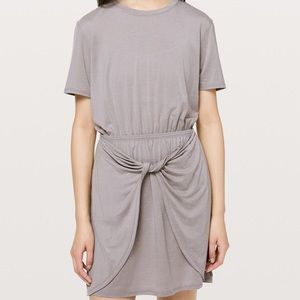 Lululemon 'unwind your mind' dress